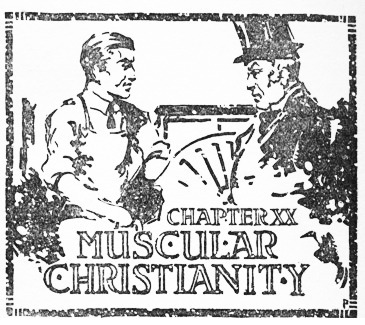 "muscular christianity ""muscular christianity"" is a scholarly term that is used to define the general view of christians in europe and the united states that arose in the 1800s toward."