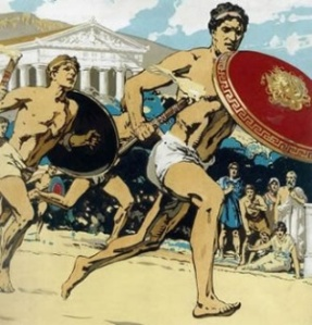depiction-of-athletes-competing-at-the-ancient-olympic-games