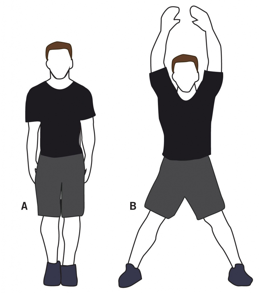Jumping Jacks The history of the jumping jack physical culture study