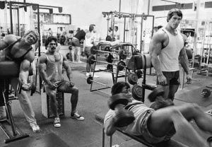 The History of Gold's Gym – Physical Culture Study