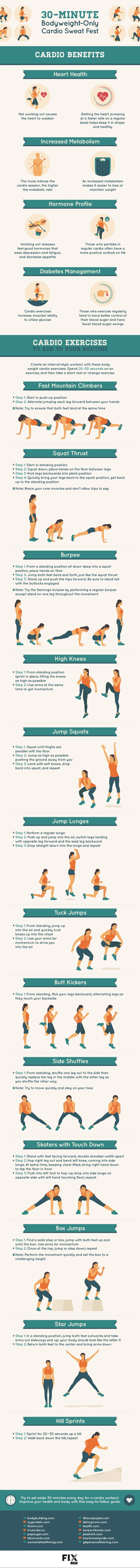 30-minute-bodyweight-only-cardio-sweat-fest