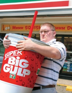 Image result for huge big gulp