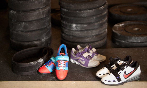 3455f20fc508 The History of Weightlifting Shoes – Physical Culture Study