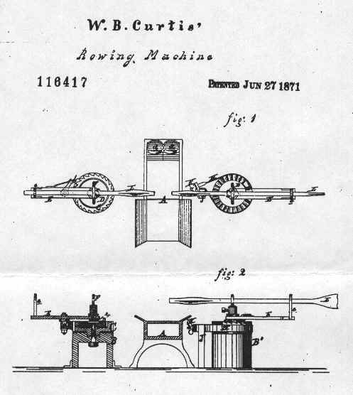 Curtis machine