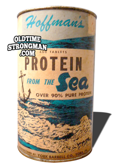 Supplements Bodybuilding Forgot: Bob Hoffman's Fish