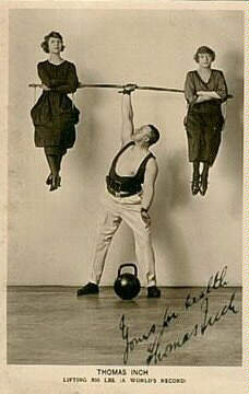 inch-lifting