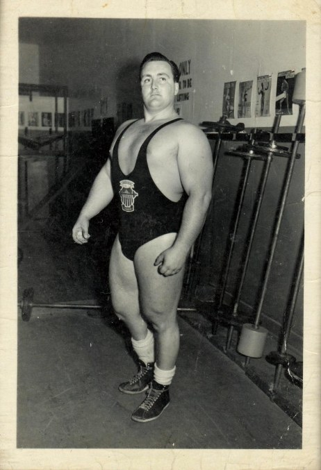 Doug Hepburn's 1953 Training Cycle – Physical Culture Study