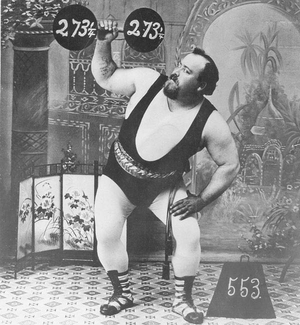 371b80fabef1 The History of Weightlifting Belts – Physical Culture Study