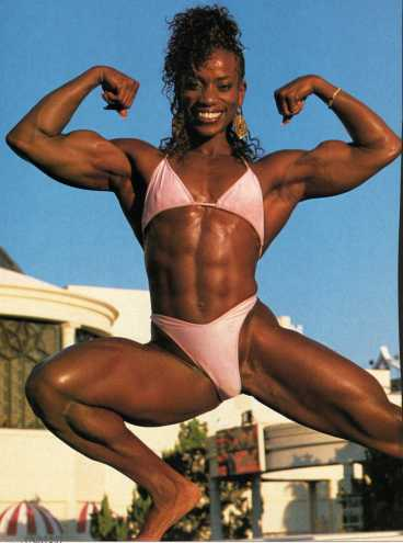 Lenda Murray, Lower Body Logic (1995) – Physical Culture Study