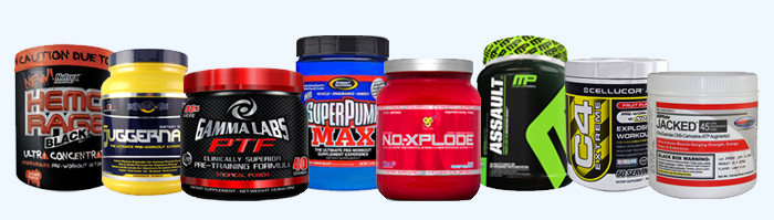 Image result for pre-workout supplements