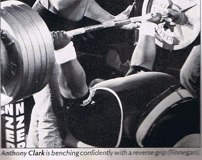 The History Of The Reverse Grip Bench Press Physical Culture Study