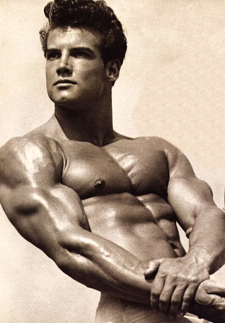 bodybuilding diets in the 1950s