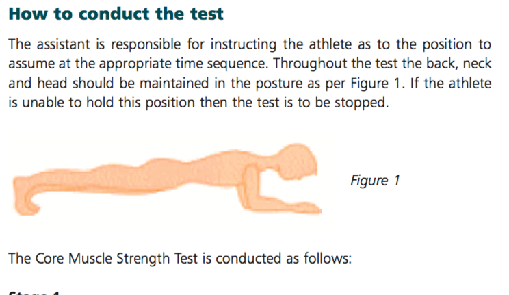 The History of the Plank Exercise – Physical Culture Study