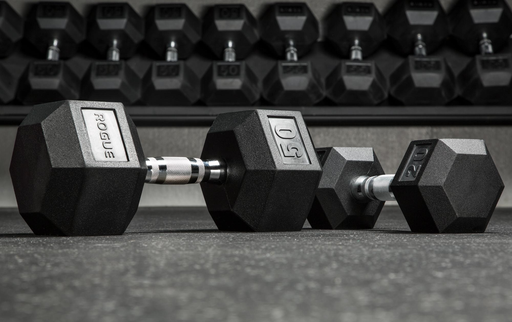Randall M  Taylor, '18-Min Home Dumbbell Workout'Planet Muscle, 4: 1